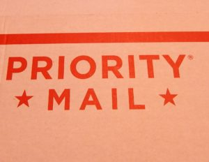 PRIORITY MAIL SHIPPING. ADDS $2.75 TO REGULAR SHIPPING