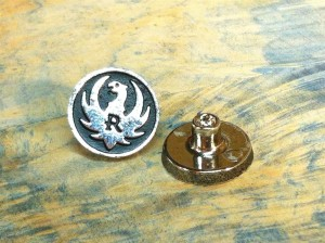 Ruger Emblems added to BOTTOM $16.00
