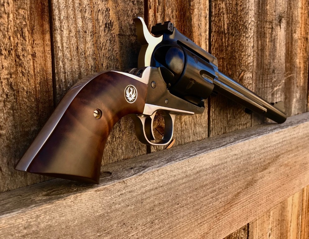 Ruger Wrangler | Page 4 | Bushcraft USA Forums